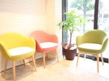 理容室 テンスタイル(10Style)の雰囲気(どこか懐かしい。和やかな雰囲気の待ち合いスペース。)