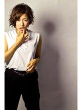 オッヂヘア(oggi hair)☆ヘルシ-ウェットパーマ☆