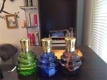 ハイカラサン美容室(Yes 3)の雰囲気(日替わりのアロマの香りでおくつろぎ下さい)