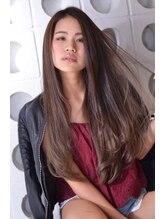 バズ ヘアーメイク(buzz Hair make)[buzz-Hair make] 冬トレンド ブルーバイオレット
