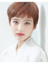 アワヘアー 表参道(awa hair)フレンチショート