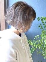 クブヘアー(kubu hair)《Kubu hair》大人白髪カラー
