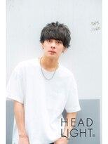 *Ursus hair*外ハネMIXラフマッシュ