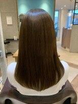 オーブ ヘアー エイル 苫小牧店(AUBE HAIR ail)【髪質改善】ULTOWAトリートメント