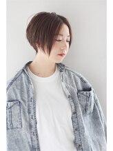 モッズ ヘア 高松瓦町店(mod's hair)かっこいいショートボブ【SANTA-FE 1999 S/S】