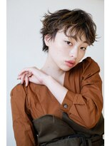 シアン ヘア デザイン(cyan hair design)【cyan】カジュアルマッシュショート