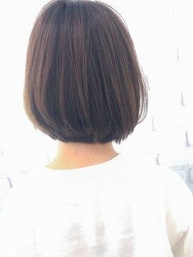 ラウンジ モリオ イケブクロ(Lounge MORIO Ikebukuro)【morio池袋】大人かわいい美フォルムワンレンボブ#