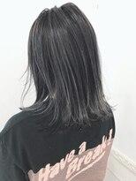 ラフィネ(raffine)special× highlight グレージュカラー★raffine 中村大輔