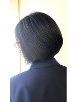 コレット ヘアー 大通(Colette hair)黒髪×ボブ×高校生