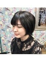 ロコマーケット 下北沢店(hair meke Deco.Tokyo)ショートヘア
