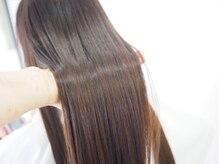 ヘアーメイク リル(HAIR MAKE Lir)の雰囲気(全国の1%の美容室しか取り扱いできない、煌水をメニューに使用)
