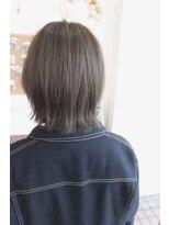 ジップヘアー(ZipHair)Zip Hair ★アッシュ×外はね★