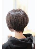 【TIQUE野口】可愛い束感ショート☆前髪あり