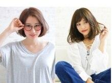 アウラ 長崎店(aura)の雰囲気(ブルージュ、グレージュカラーで透明感のある艶髪を。)