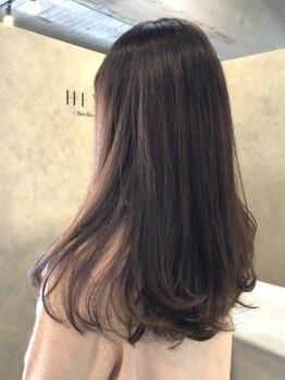 ビーハイブ ギフト(BeeHIVE GIFT)の写真/収まりが劇的に変わる!カラー後のダメージや年齢によるダメージを補正し潤う艶髪に。