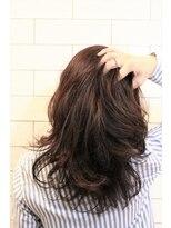 フオラヘアー 中板橋店(Fuola HAIR)ラフスタイルミディアムカール
