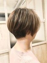 40代50代60代70代 大人の似合わせショートヘア