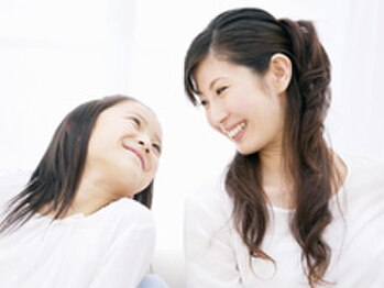 ルールズ(RuleZ)の写真/【平日限定】お子様同伴の同時施術で小学生¥550/中学生¥1650☆子育て中のママもゆっくりくつろげます♪