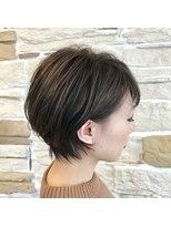 ヘアアンドメイク デコ(Hair&Make Deco)カッコいいのに溢れ出す品の良さ