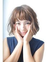 ヘアー アート ジュース 茶屋町店(Hair art Juice..)リラックスゆるウェーブ