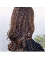 ナチュラルベージュ hair make addict 町田 有理佳