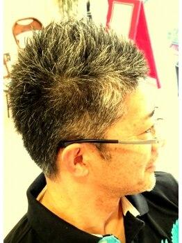 ウニカヘアデザイン(UNIkA HAIR design)の写真/【嬉しいメンズクーポン多数ご用意!】幅広い年齢層からの支持率で男性リピーターも多い人気サロン♪