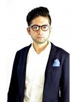 ステップ(STEP)【STEP YOSHI】メンズショートスタイル ツーブロック刈り上げ