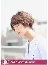 BEST Style2019選出★ RENJISHI AOYAMAがつくる「流行」×「個性」を生かした似合わせショート