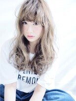 リリースセンバ(release SEMBA)releaseSEMBA【illminated11】エクリュベージュリルウェーブ☆