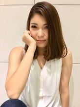 ヘアーアンドメイク ソファー 広瀬通店(hair&make Sofa)ナチュラルストレート