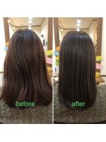 フルール 王子店(fleur)髪質改善カラーエステ 王子 美容室
