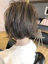 ヘアーサロン リアン 鴻巣店(hair salon Rien)フォギーオリーブ×ラフボブ★