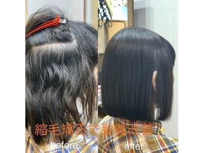 アーヴォ ヘアー(Arvo hair)の写真