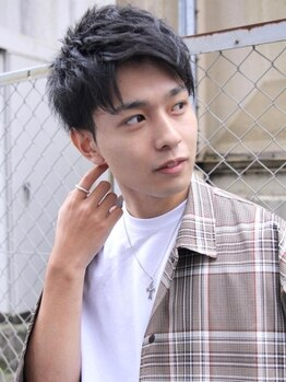 ジーニー 横浜(giinii)の写真/メンズカットは「細かなカット×バランス」が重要!似合うトレンドスタイルを一緒に見つけてくれる♪