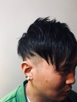 """ゾーマ(ZOUMA)の写真/【大須・矢場町】""""フツウ""""の髪型じゃつまらない…そんな貴方に!最上級のオンリーワンスタイルを叶えます"""