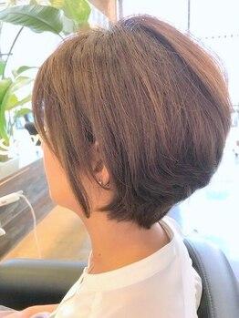 ヘアーデザイン ベリス(hair design bellis)の写真/ベテランオーナースタイリストがマンツーマン施術★髪質や骨格を見極めお客様に合うスタイルを提案します!