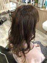 ヘアーアンドリフレッシュルアン(hair & refresh Ruan)ミルクベージュ