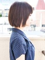 パティオン(PATIONN)乾かすだけのスーパーナチュラル素髪ストレートヘルシーボブ