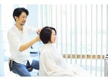 コスモス ヘアーアンドビューティー(Kosmos HAIR&BEAUTY)の雰囲気(安心できる美容室☆カウンセリングはしっかりやります!!)