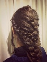 ゼストヘアー(Zest hair)ヘアセット