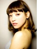 アソート トウキョウ (ASSORT TOKYO)【ASSORT】NUDY×短めバングミディアム