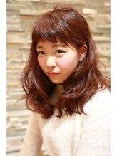 綾瀬 ダズルヘアデザイン(Dazzle Hair Design)ショートバングミディ♪