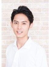 ヘアー ブルーム(hair bloom.)爽やか7:3スタイル