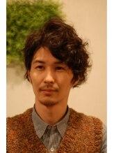 シエルヘア(ciel hair)ワイルドパーマ