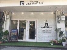 グレネイドエス(GRENADE.S)の雰囲気(駐車場完備☆受付でDVDが観れるょ☆)