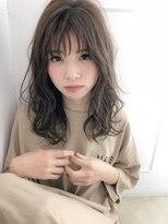 フィーユコパン(feuille copain)ヘルシー女子のピュアカールロング☆feuille中村大輔
