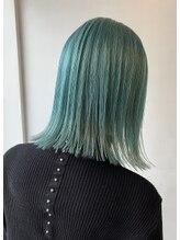 ナンバーナイン 札幌大通(NUMBER NINE)【 pail green color 】
