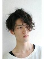 モードなミディアムパーマスタイル【SHE DAIKANYAMA】菊地真理恵