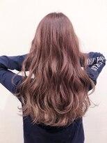 【STILL unlabel】ピンクアッシュ☆春カラー