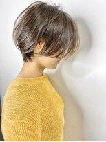 ソース ヘア アトリエ 京橋(Source hair atelier)【SOURCE】マニッシュハンサムショート